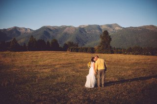 Montana Destination Wedding photographer